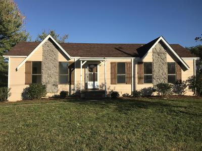 Smyrna, Lascassas Single Family Home For Sale: 370 Meadowlark Dr