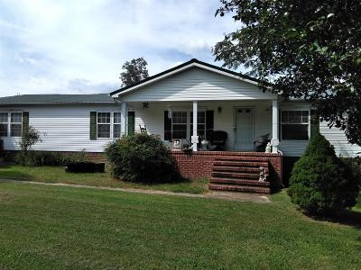 Single Family Home For Sale: 4002 Deans Shop Rd