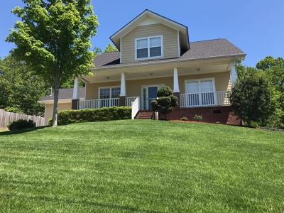 Smyrna Single Family Home For Sale: 606 Excalibur Ct