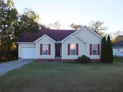 Rutherford County Single Family Home For Sale: 3475 Hardwood Dr