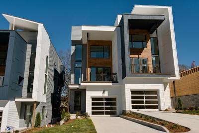 Nashville Single Family Home For Sale: 1011 B Southside Avenue