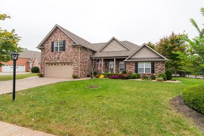 Hermitage Single Family Home Under Contract - Showing: 6000 Hagars Grove Pass
