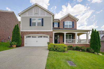 Williamson County Single Family Home For Sale: 8340 Parkfield Dr