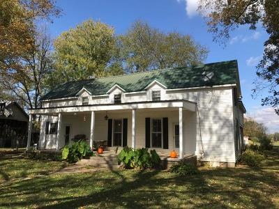 Lewisburg Single Family Home For Sale: 2842 Nashville Hwy