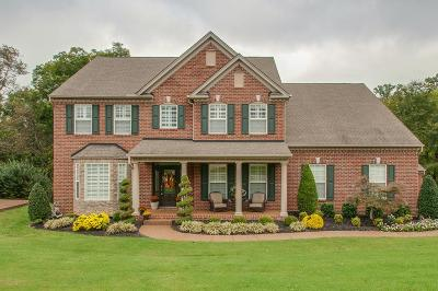 Hendersonville Single Family Home For Sale: 107 Windham Cir