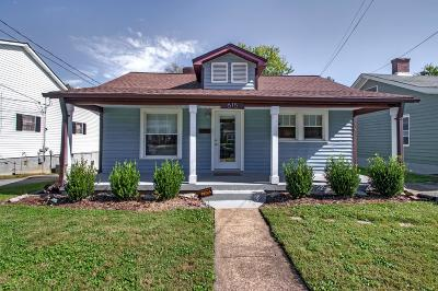 Nashville Single Family Home For Sale: 615 S 11th St