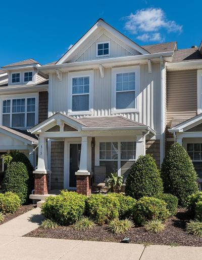 Nashville Condo/Townhouse For Sale: 315 Shadow Glen Drive #93