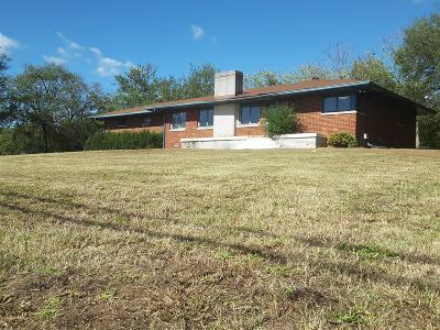 Davidson County Single Family Home For Sale: 3728 John Mallette Dr