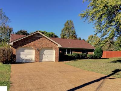 Smyrna Single Family Home For Sale: 555 Highpoint Dr