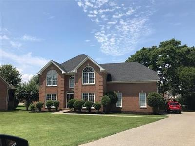 Hendersonville Single Family Home For Sale: 107 Briarcrest Ln