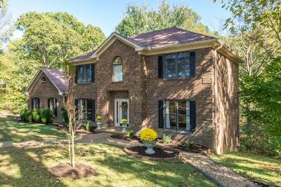Goodlettsville Single Family Home For Sale: 7791 Strawberry Hill Road