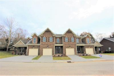 Old Hickory Condo/Townhouse For Sale: 1 Southfork Blvd #1 #1