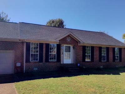 Smyrna Single Family Home Under Contract - Showing: 116 Bordeaux Ct