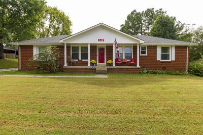 Ashland City Single Family Home For Sale: 2115 Highway 12n