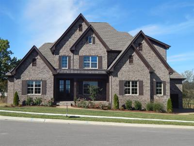 Nolensville Single Family Home For Sale: 1024 Lawson Ln - Lot 204