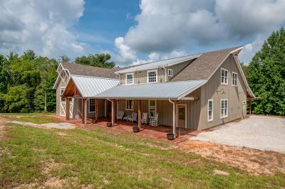 Hampshire Single Family Home Under Contract - Showing: 155 Mt Joy
