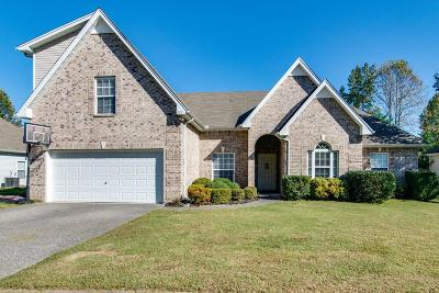 White House Single Family Home Under Contract - Showing: 229 Foster Dr