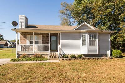 Smyrna, Lascassas Single Family Home Under Contract - Showing: 140 Hermitage Dr