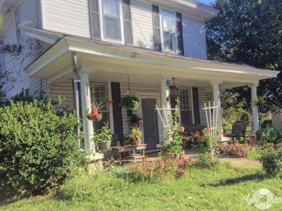 Lewisburg Single Family Home For Sale: 1040 W Commerce St