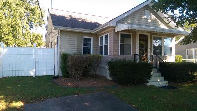 Old Hickory Single Family Home For Sale: 4310 Old Hickory Blvd