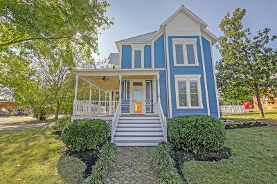 Bedford County Single Family Home For Sale: 124 College St