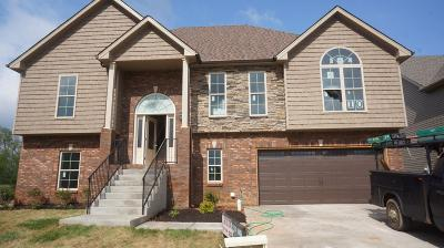Clarksville Single Family Home For Sale: 10 Griffey Estates