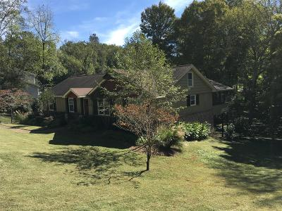 Hendersonville Single Family Home For Sale: 104 Trout Valley Dr