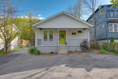 Nashville Single Family Home For Sale: 314 Prince Ave