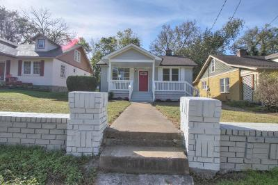 Nashville  Single Family Home For Sale: 910 Petway Ave