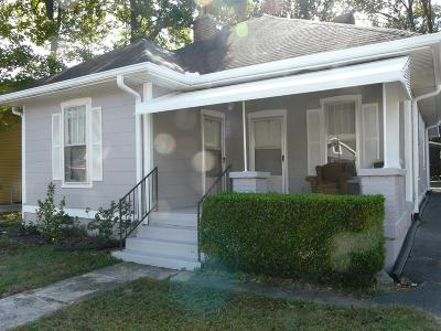Nashville Single Family Home For Sale: 315 Antioch Pike