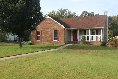 Clarksville Single Family Home For Sale: 1618 Bevard Rd