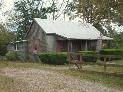 Franklin Single Family Home For Sale: 1064 Tulloss Rd