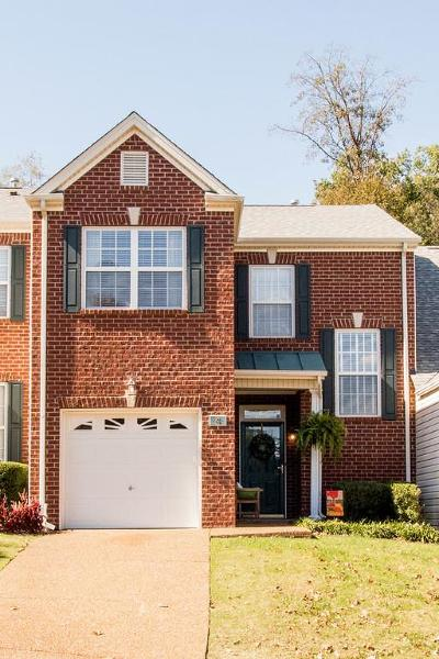 Davidson County Condo/Townhouse For Sale: 4 Fawn Creek Pass