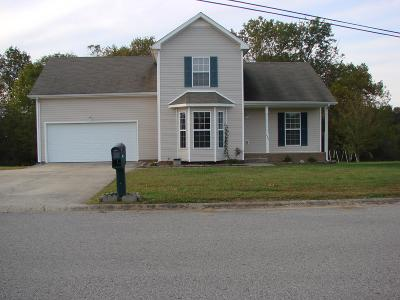 Clarksville Single Family Home For Sale: 437 Todd Phillips Trl