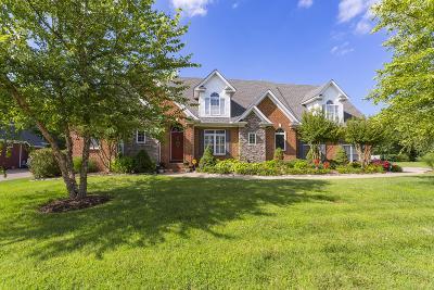 Single Family Home For Sale: 2347 Garrison Cv