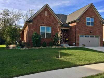 Spring Hill  Single Family Home For Sale: 3045 Dogwood Trl