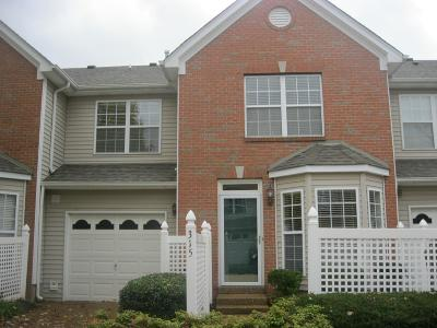 Franklin Condo/Townhouse For Sale: 315 Hanley Ln