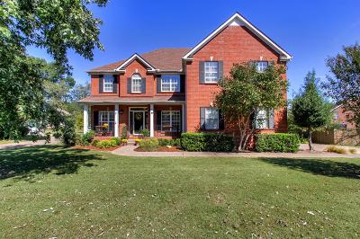Nashville Single Family Home Under Contract - Showing: 5033 Traceway Dr
