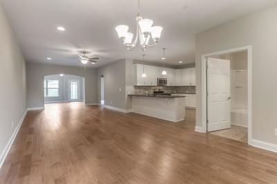 Gallatin Single Family Home For Sale: 2044 Westburn Pvt Lane, Lot #29