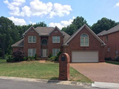 Hendersonville Single Family Home For Sale: 232 Waterview Dr