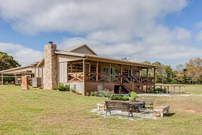 Ethridge Single Family Home For Sale: 3551 Muckle Branch Rd