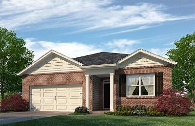 Clarksville TN Single Family Home For Sale: $205,490