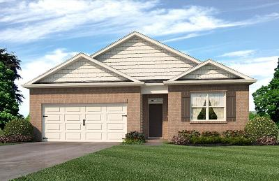 Clarksville TN Single Family Home For Sale: $215,115