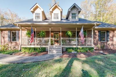 Nashville Single Family Home For Sale: 8610 Poplar Creek Rd