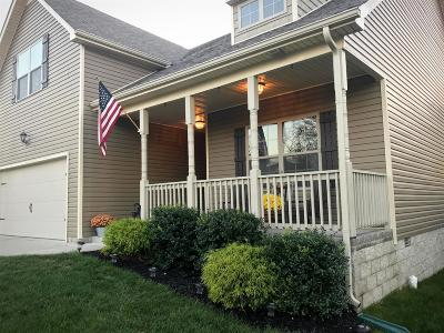 Clarksville Single Family Home For Sale: 2821 Russet Ridge Dr
