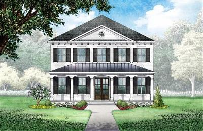 Nolensville Single Family Home For Sale: 2501 Whitlock Trail (Lot 180)