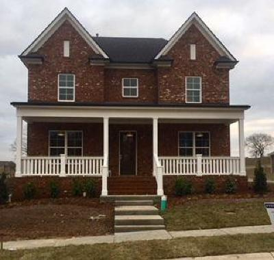 Nolensville Single Family Home For Sale: 629 Vickery Park Dr (Lot 191)