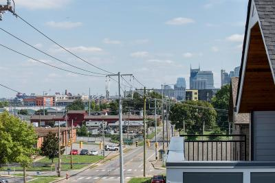 Nashville Single Family Home For Sale: 1715 A 3rd Ave. N
