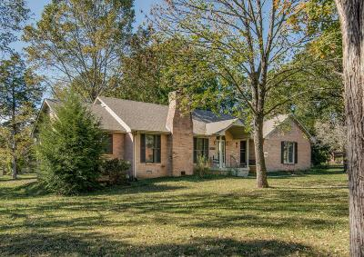 Lebanon Single Family Home For Sale: 2302 Hunter Dr