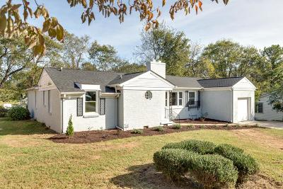 Columbia Single Family Home For Sale: 2003 Crestview Dr